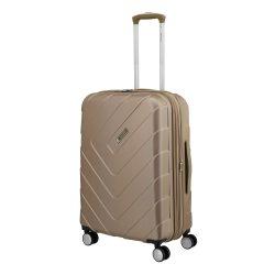 Bőrönd TRAVELITE Kalisto M pezsgő 4 kerekű bővíthető közepes bőrönd