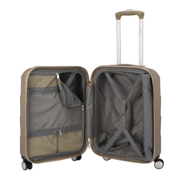 Bőrönd TRAVELITE Kalisto S pezsgő 4 kerekű kabin méret