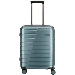 Bőrönd TRAVELITE Air Base S Jég Kék 4 kerekű kabin bőrönd