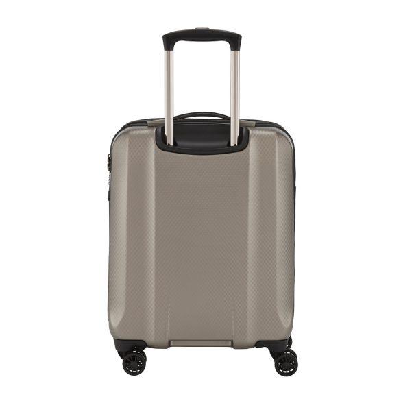 Bőrönd TITAN Xenon Deluxe S pezsgő 4 kerekű laptoptartós kabin méret