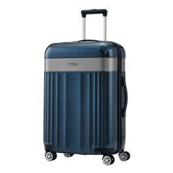 Bőrönd TITAN Spotlight Flash M north sea 4 kerekű közepes bőrönd