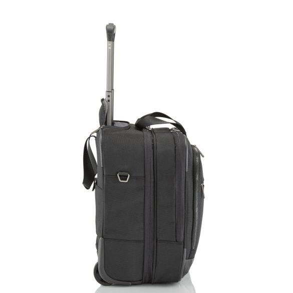 Pilóta Táska TITAN Power Pack fekete 2 kerekű kabin méret