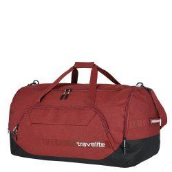 Utazótáska TRAVELITE Kick Off XL piros extra nagy sporttáska