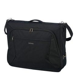 Ruhatartó táska TRAVELITE Mobile fekete üzleti