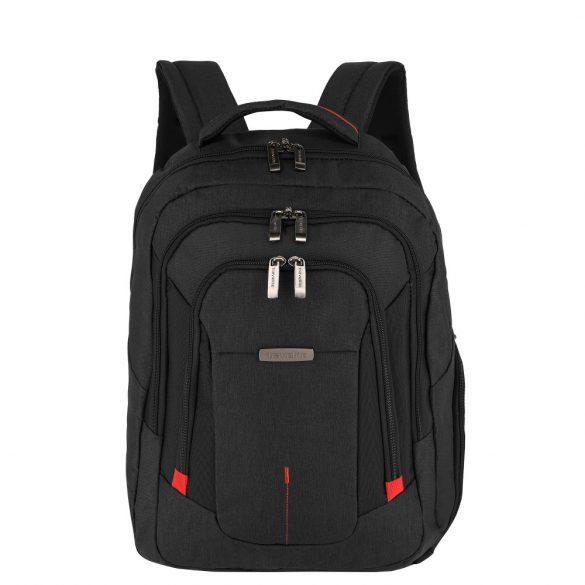 """Hátizsák TRAVELITE @Work L fekete laptoptartós 15,6"""""""