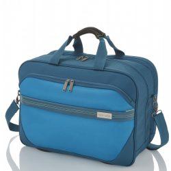 """Travelite METEOR petrol-kék laptoptartós kabintáska 15,6"""""""