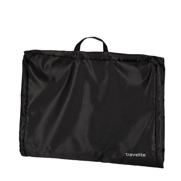 Ruhatartó zsák TRAVELITE fekete közepes méretű