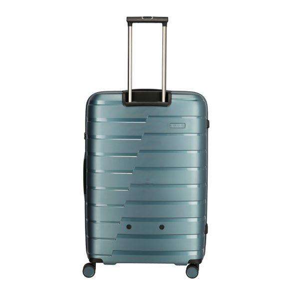 Bőrönd TRAVELITE Air Base L Jég Kék 4 kerekű nagy bőrönd