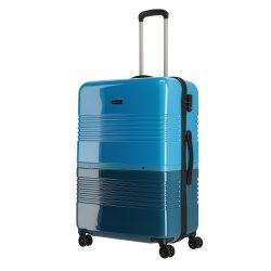 TRAVELITE Frisco L petrol-kék 4 kerekű nagy bőrönd