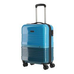 TRAVELITE Frisco S kék-petrol 4 kerekű kabinbőrönd