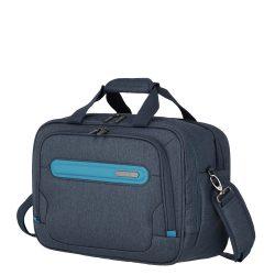 "Kabintáska TRAVELITE Madeira kék laptoptartós 15,6"""