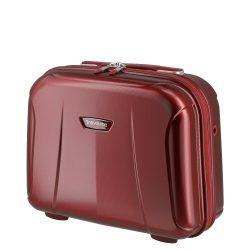 Kozmetikai táska TRAVELITE Elbe piros A4-es