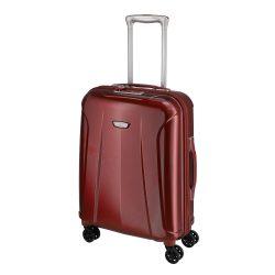 TRAVELITE Elbe S piros 4 kerekű kabinbőrönd