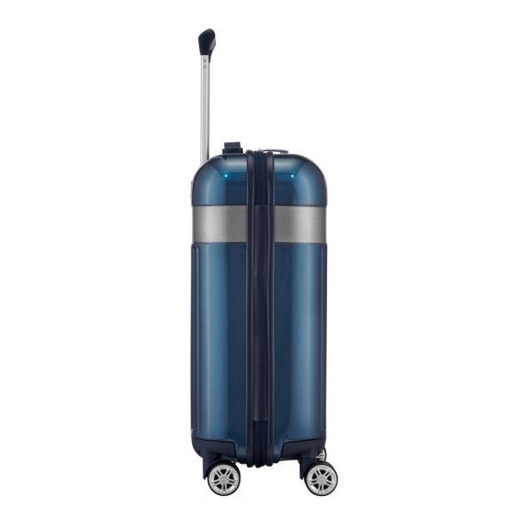 Bőrönd TITAN Spotlight Flash S north sea 4 kerekű kabin bőrönd