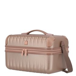 TITAN Barbara Glint rose gold kozmetikai táska