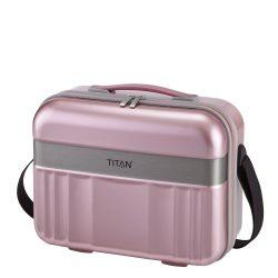 Kozmetikai Táska TITAN Spotlight Flash rózsaszín