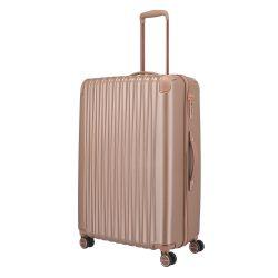 TITAN Barbara Glint L rose gold 4 kerekű nagy bőrönd