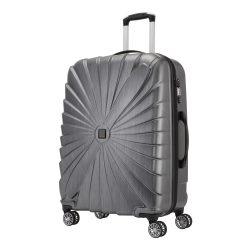 Bőrönd TITAN Triport L antracit 4 kerekű nagy méret