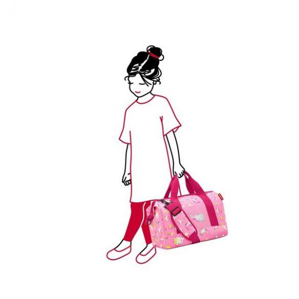 REISENTHEL allrounder M kids lány gyerek utazótáska