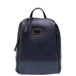 DAVID JONES 6124-2 Kék női hátizsák