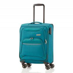 TRAVELITE Kendo S petrol 4 kerekű kabin bőrönd