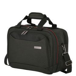 TRAVELITE Kendo fekete kézipoggyász méretű táska