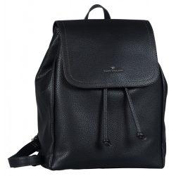 TOM TAILOR 24408-60 Fekete női hátizsák