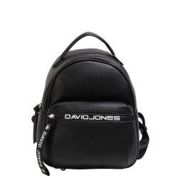Hátizsák DAVID JONES 6166-3 Fekete