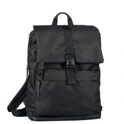 TOM TAILOR 25204-60 Fekete férfi hátizsák 15,6