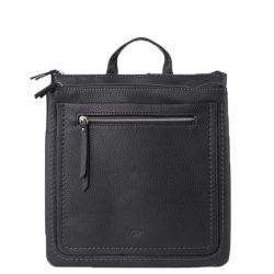 TOM TAILOR 26053-60 Fekete női hátizsák