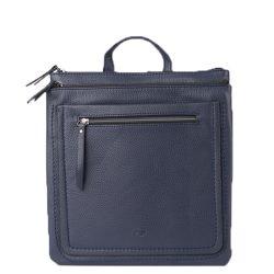 TOM TAILOR 26053-50 Kék női hátizsák