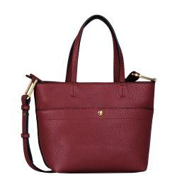 TOM TAILOR 26028-40 Bordó női táska