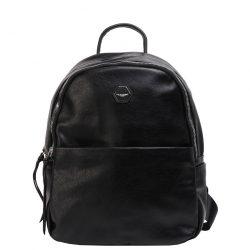 DAVID JONES CM5312 Fekete női hátizsák