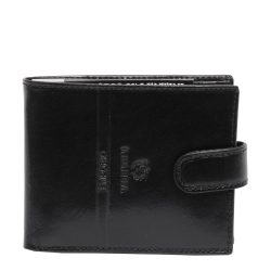 563-260 fekete Emporio Valentini férfi bőr pénztárca