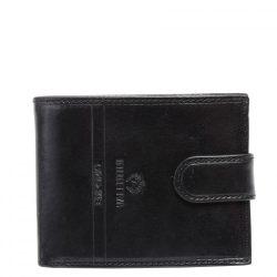 563-561 fekete Emporio Valentini férfi bőr pénztárca