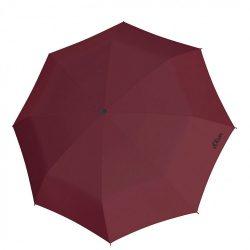 S.OLIVER bordó összecsukható esernyő